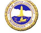 Official seal of Groton, Connecticut