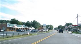 U.S. Route 340 thru Grottoes