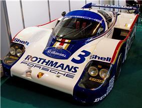 1982 Porsche 956.