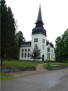 Grycksbo church