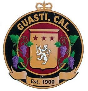 Official seal of Guasti, California