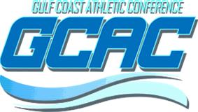 Gulf Coast Athletic Conference logo