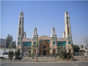 Gulshan Dadn Khan Mosque in Rawalpindi