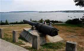 Gun recovered from the USS Maine.jpg