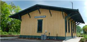 The Guntersville Railroad Depot Museum is a newly-renovated train depot originally built in 1892 and presently owned and maintained by the Guntersville Historical Society.
