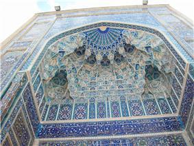 Guri Amir (Samarkand)-02 Portal.jpg