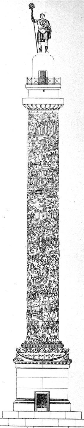 Column of Arcadius in the Forum of Arcadius