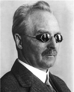Gustaf Dalén, 1926 at the peak of his career as the managing director for AGA industry.