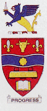 Coat of arms of Gweru