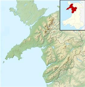 Barmouth Bridge is located in Gwynedd