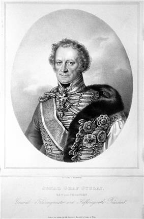 Ignaz Gyulai led a corps to relieve the Graz garrison.