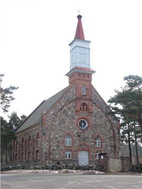 Häädemeeste St. Michael's Church