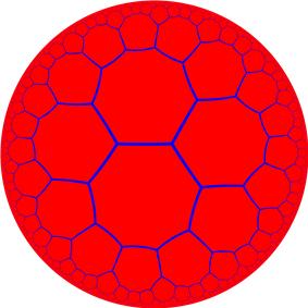 Octagonal tiling