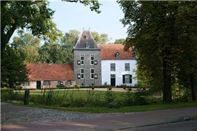Klein Kasteel castle in Deurne