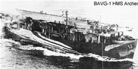 HMS Archer (D78)