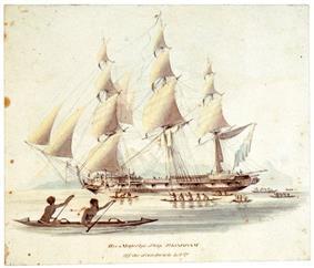 HMS Blossom