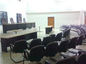 HNLU Moot Court Hall