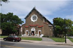 Holy Rosary Church Complex