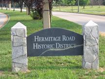 Hermitage Road Historic District