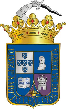 Coat of arms of Horta