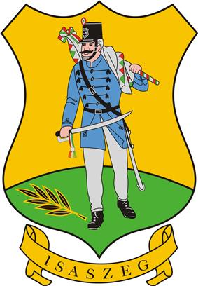 Coat of arms of Isaszeg
