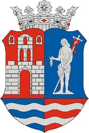Coat of arms of MosonmagyaróvárWieselburg-Ungarisch Altenburg