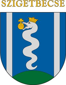 Coat of arms of Szigetbecse
