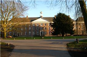 Former seminary Haarendael in Haaren