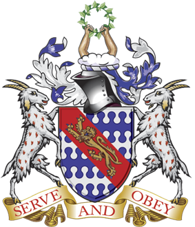 Haberdashers' Aske's School for Girls Coat of Arms.png
