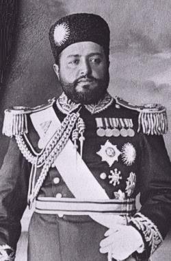 Habibullah Khan of Afghanistan