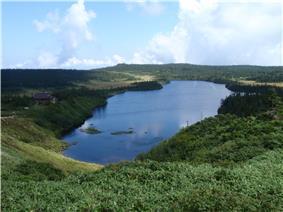 Lake Hachimandai