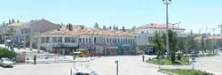 A panorama of Hacıbektaş