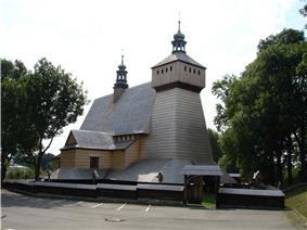 Haczow old latin church.jpg