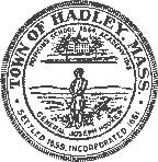 Official seal of Hadley, Massachusetts