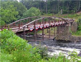 Hadley Parabolic Bridge