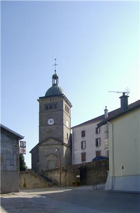 Church of Saint-Gengoult