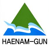 Official logo of Haenam