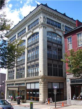 Hager Building
