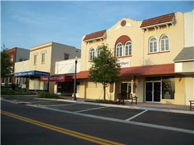 Downtown Haines City Commercial District