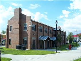 Old Haines City National Guard Armory