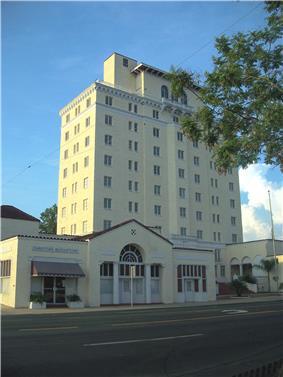 Polk Hotel