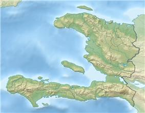 Pointe-à-Raquette is located in Haiti