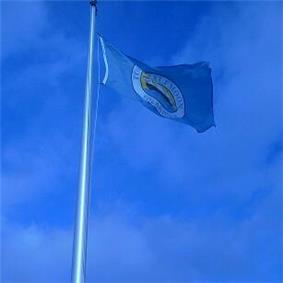 Flag of Halfmoon, New York