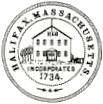 Official seal of Halifax, Massachusetts