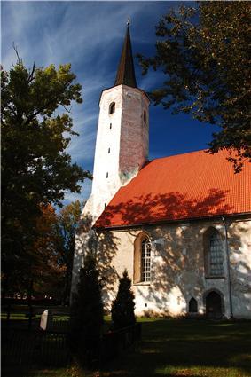 Haljala church