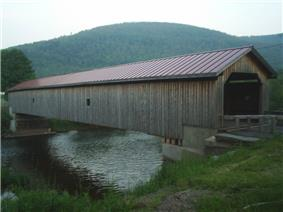Hamden Covered Bridge