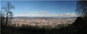 Panorama of Hamelin