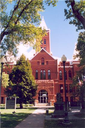 Hamilton County Courthouse