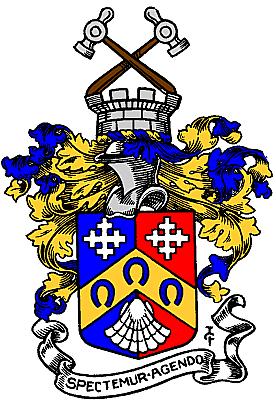 The Arms of The Metropolitan Borough of Hammersmith