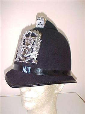 Custodian helmet
